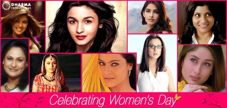 Happy Women's Day to all you beautiful Women!!