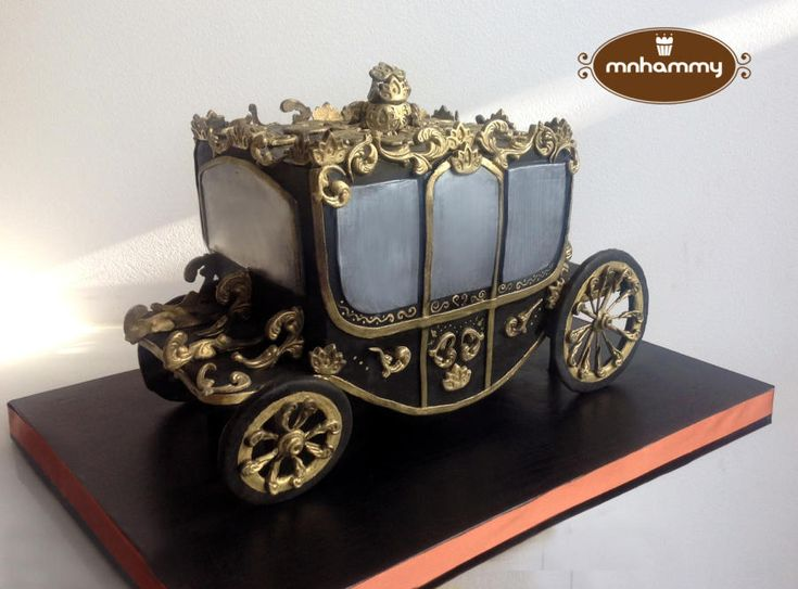 Royal Carriage by Mnhammy by Sofia Salvador
