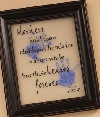 Mother's Day: Craft, Mothers, Gift Ideas, Quote, Children, Baby, Mom