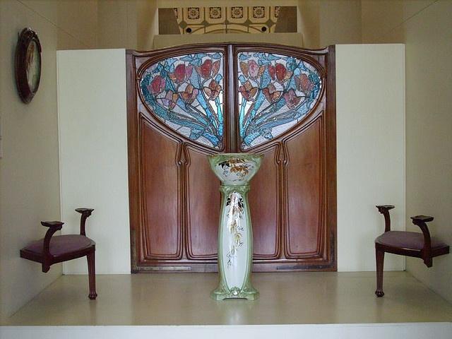 Art Nouveau Furniture Tiles Deco Architecture Organic Styles Article Html Collection