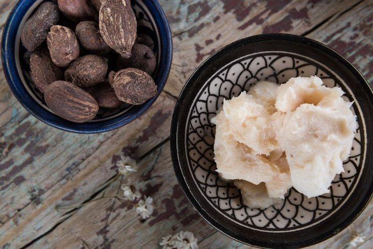 Le beurre de karité est efficace aussi contre les rides et peut prévenir l'apparition des vergetures.