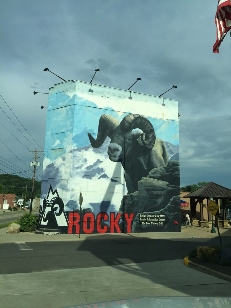Rocky boot store, Nelsonville Ohio   Been There   Pinterest ...