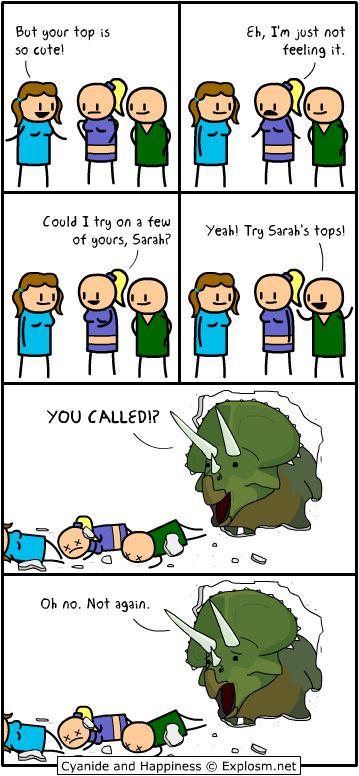 bahahahaha so dumb I couldn't stop laughing!