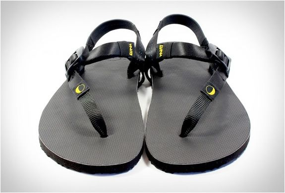 Luna sandals. For adventures and stuff... Summer running shoes