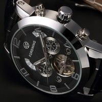 Description:  - High quality synthetic leather band gives you a new classic definition. - Multifunct