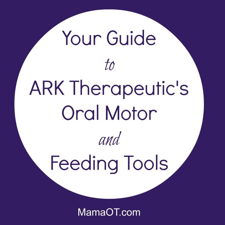Easy-to-use guide to oral motor and feeding tools from ARK Therapeutic (includes a Z-Vibe giveaway!)