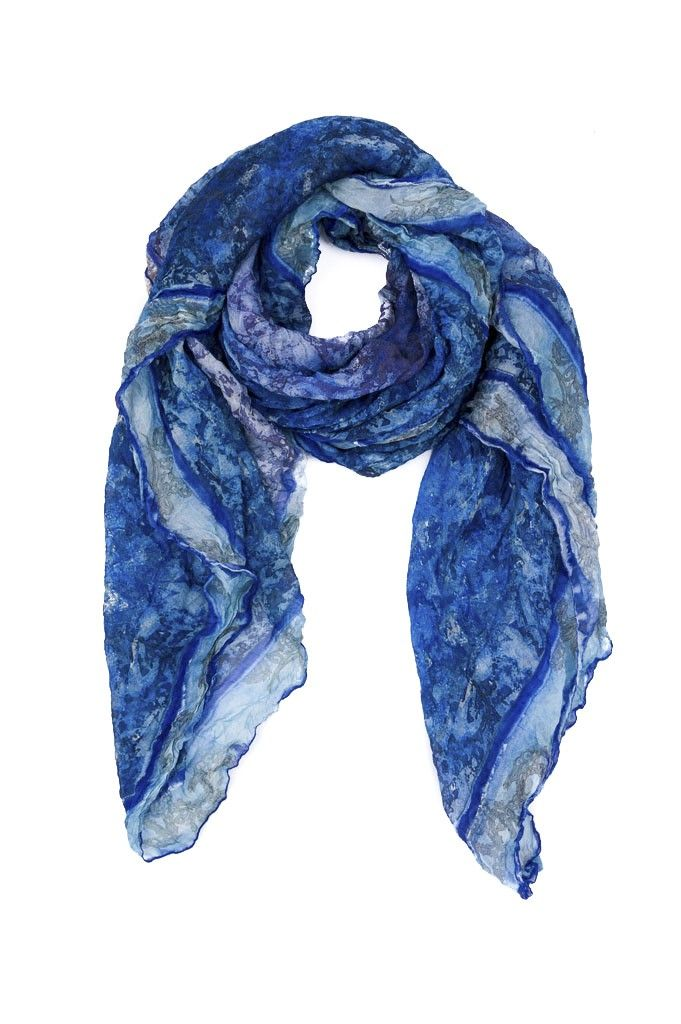 Pañuelo ONA Nomeolvides - Azul | $229,500.00