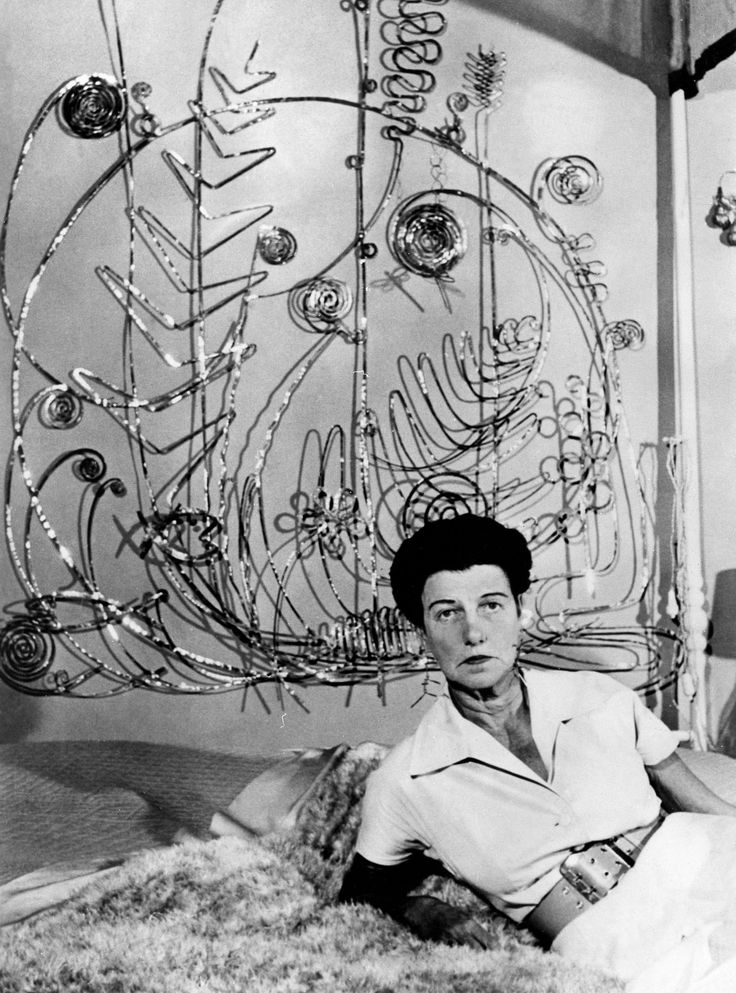 5 Spring Looks Befitting Peggy Guggenheim, Modern Art's Most Infamous Patron