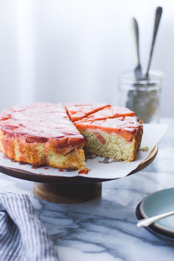 The Bojon Gourmet: Ginger, Vanilla + Quince Upside-Down Cake {Gluten-Free}