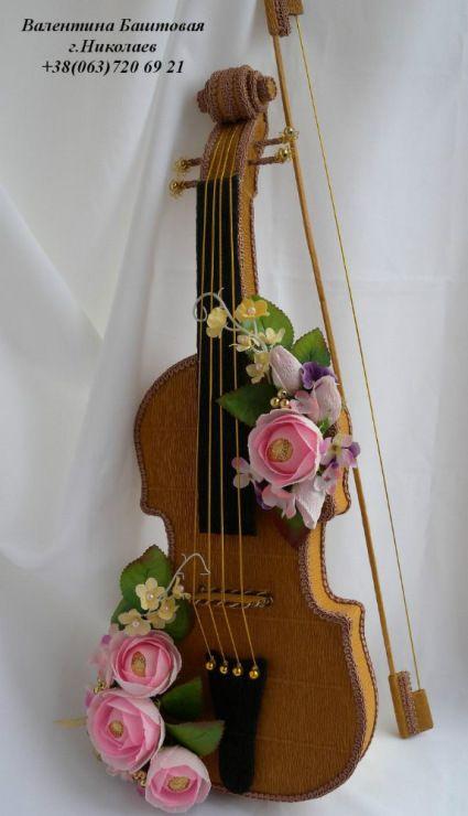 Gallery.ru / Фото #52 - Букеты и композиции из конфет - sweetflower