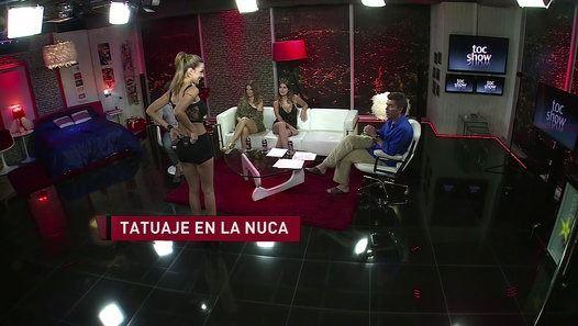 Watch the video «Tipos de tatuajes con Flavia en #tocshow» uploaded by Levan J on Dailymotion.
