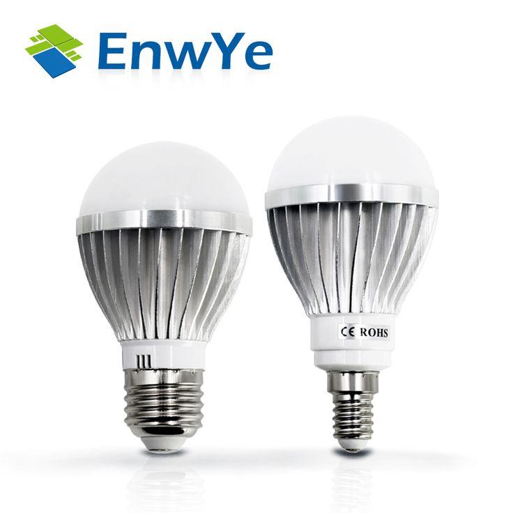 10 pcs LED lampu E27 E14 IC 3 W 5 W 7 W 9 W 12 W 15 W 220 V DIPIMPIN Lampu Dipimpin Lampu bohlam pencahayaan lampu kecerahan tinggi Perak logam