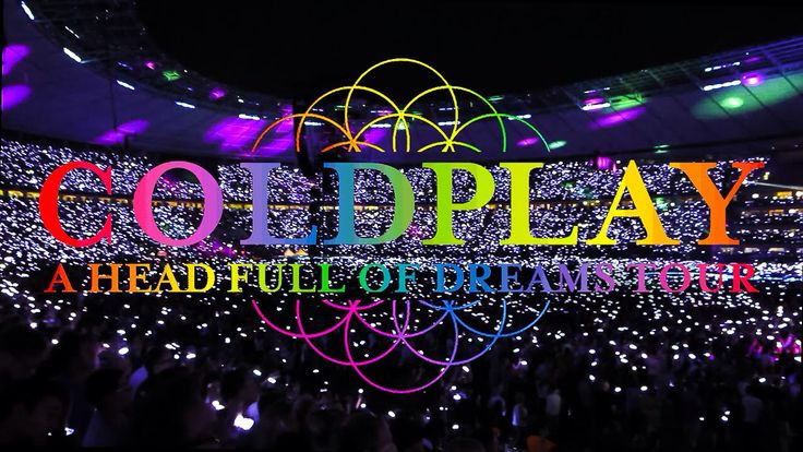Coldplay - A head full of Dreams tour, Berlin, 29/06/2016