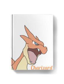 book note, Charizard