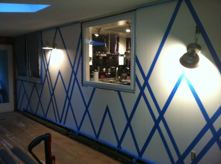tape tape designs wall stencil design wall painting walls design
