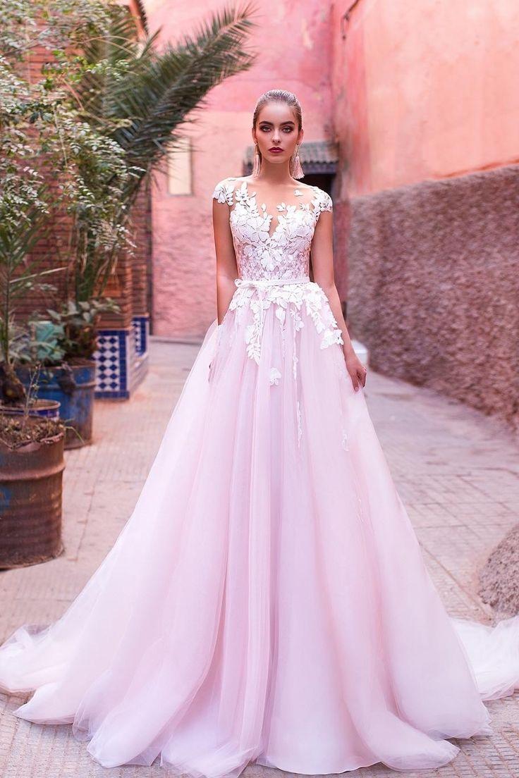 Mejores 20 imágenes de Свадебные платья en Pinterest | Vestidos de ...