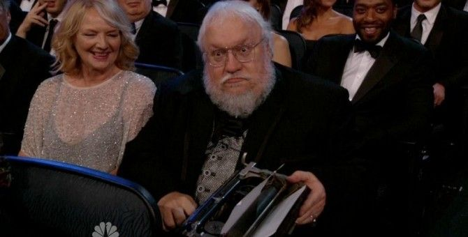 The 'Game of Thrones' Cast Looked Smokin' at the Emmys