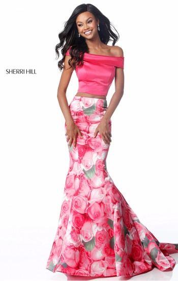 82 best Sherri Hill Prom 2018 images on Pinterest   Abschlussball ...