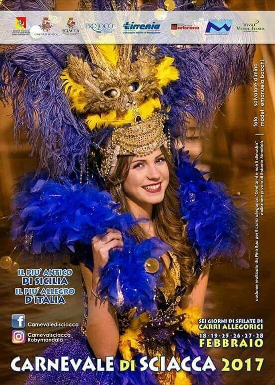 Sciacca, Agrigento Il piu' Antico Carnevale di Sicilia  #eventisicilia17 #visitsicilyinfo    #carnevaleinsicilia