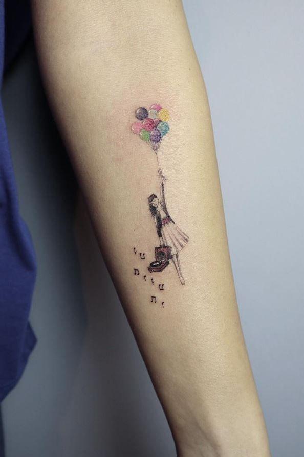 100+ Awesome Tattoos by Amazing Artist Eva Krbdk