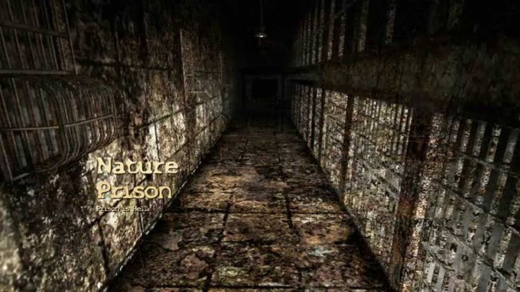 PRISON ( Dark Ambient Music ) creepy Horror music