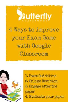 Google Classroom does not only make your teaching game more effective, it can also improve your exam game. Here are 4 examples how.