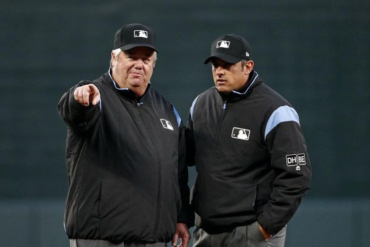 How Much Are Mlb Umpires Paid Bleacher Report Nike Jacket Athletic Jacket Adidas Jacket