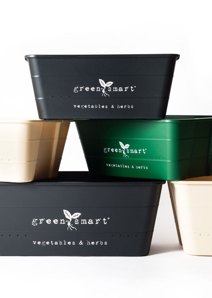The GreenSmart self-watering pot is the sustainable gardening solution that brings food production into our homes with an effective use of space, engineering and horticultural design.  Developed in Australia out of a growing need for fresh organic produce, GreenSmart's self-watering pots produce higher yields with zero water wastage in less space and with very minimal effort.  Visit: www.greensmartpots.com.au for more info Instagram: @greensmart_pots Facebook: GreenSmart Pots Australia
