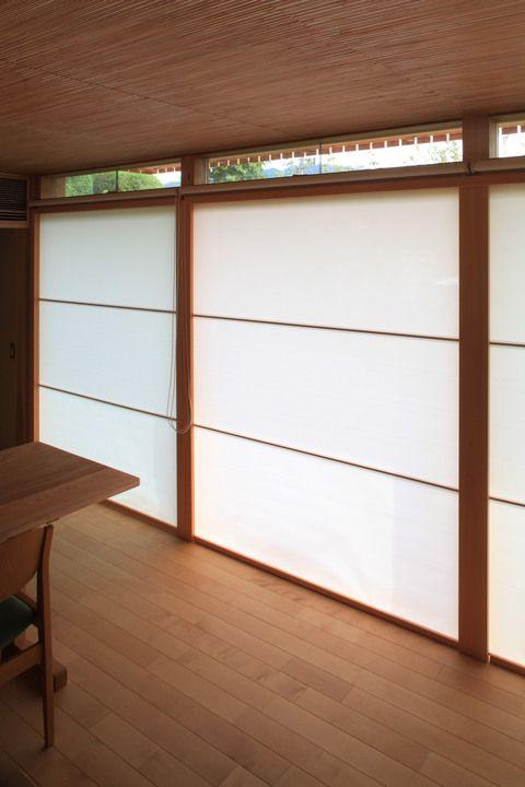 田富の家|横内敏人建築設計事務所