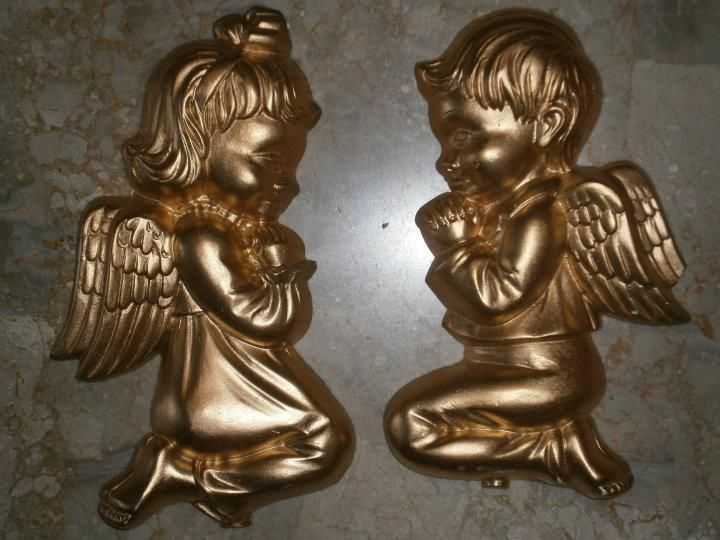 Lia B. Creations: Golden Angels