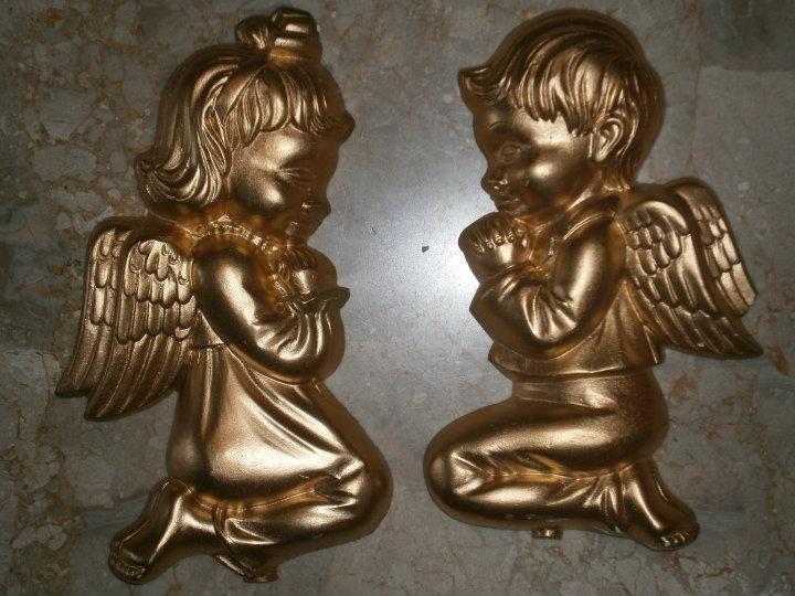 Lia B. Creations: Golden Angels