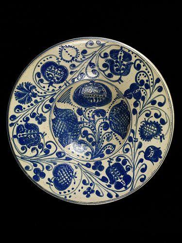 Plate from Kingdom of Hungary / Transylvania, ca. 1700-1800