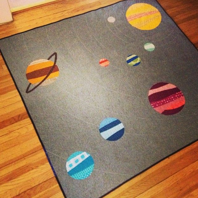 Solar System Quilt Pattern - Pics about space