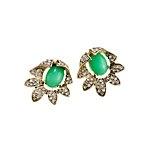 Bellflower earrings.: Jewelry Necklaces, Jewelry Bracelets