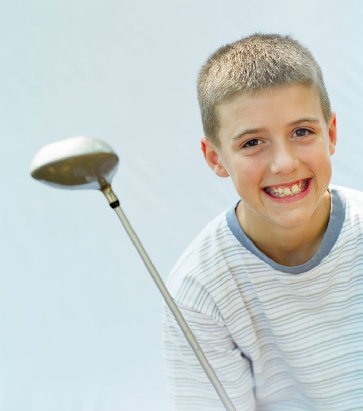 Helpful Hints on Buying and Sizing Junior Golf Clubs