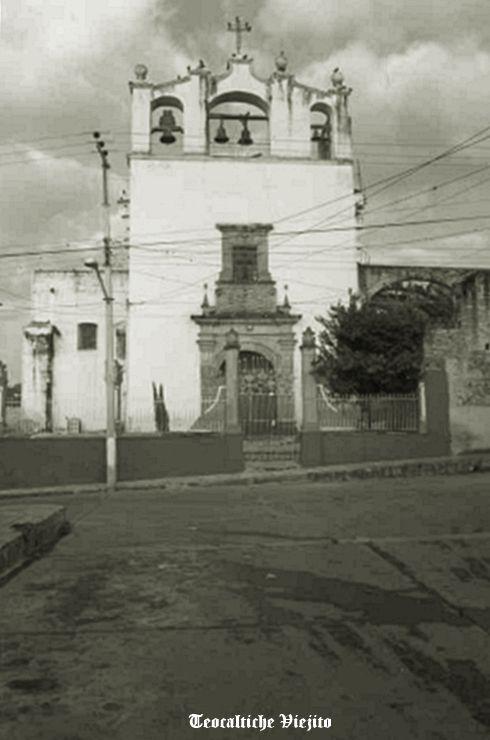 Templo de San Jose en Teocaltiche Jalisco Mexico