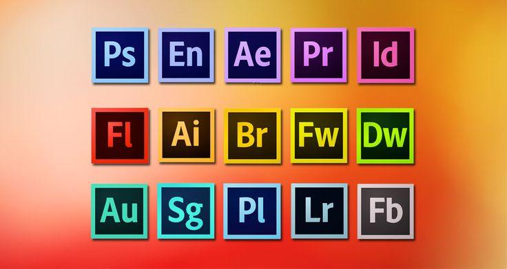 Recopilamos los manuales en español de 40 aplicaciones de Adobe para diseño gráfico: Photoshop, Illustrator, InDesign, etc. Ya las puedes descargar gratis.