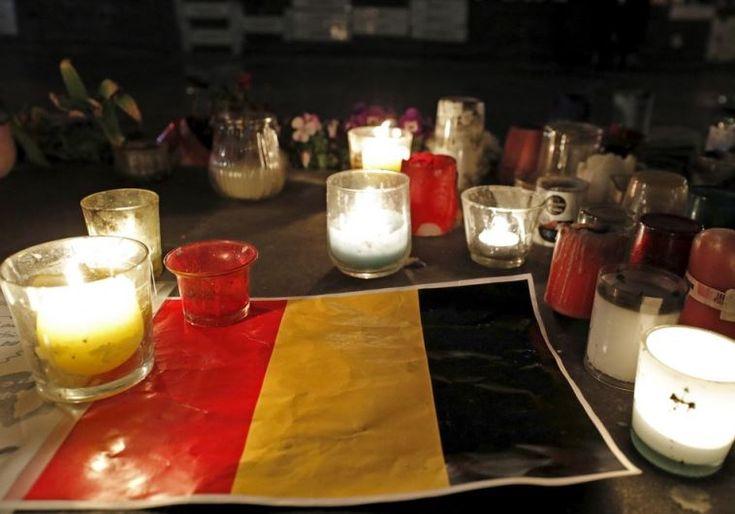 VIDEO: Muslim woman rips up Israeli flag at Brussels makeshift memorial - International - Jerusalem Post