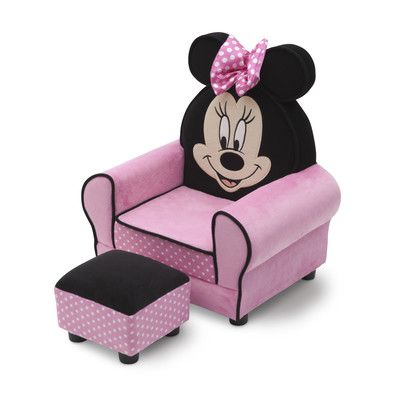 11 best Minnie mouse bedroom images on Pinterest