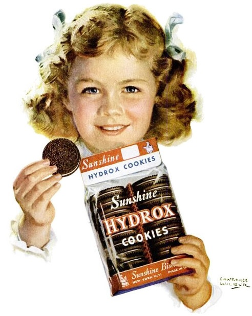 1951. Here. Take it. The first Hydrox is free. Moohoohaha. You will be one with us.