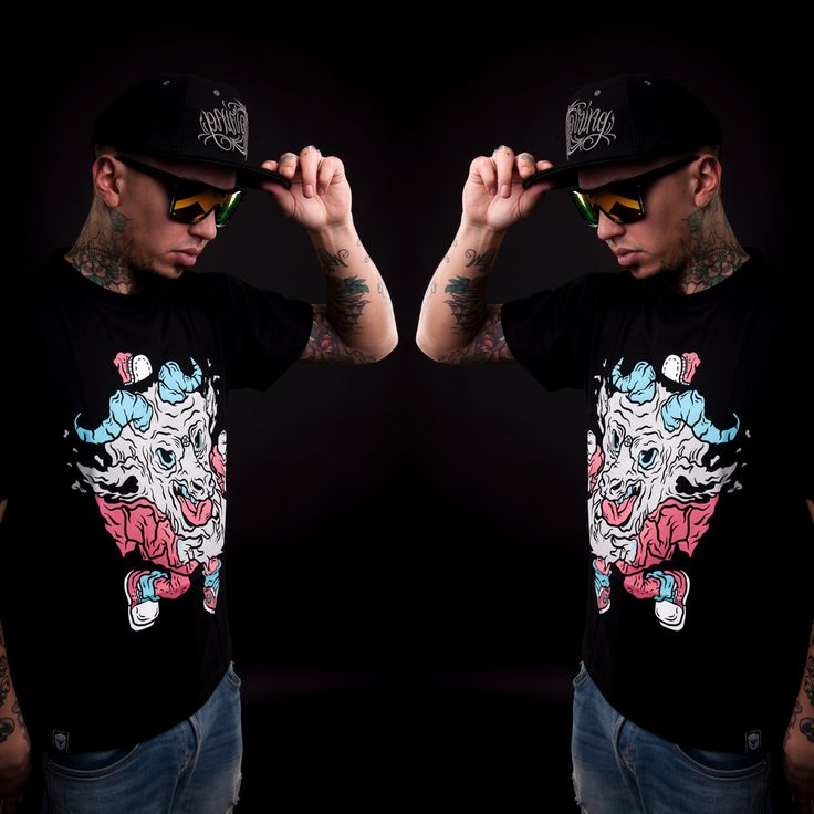 Street Goat Tee & Conspiring Snapback FLASH SALE- 25% OFF order w/ code SUMMER25 www.crmcclothing.co | We Ship Worldwide