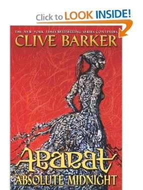 Amazon.com: Abarat: Absolute Midnight (9780060291716): Clive Barker: Books