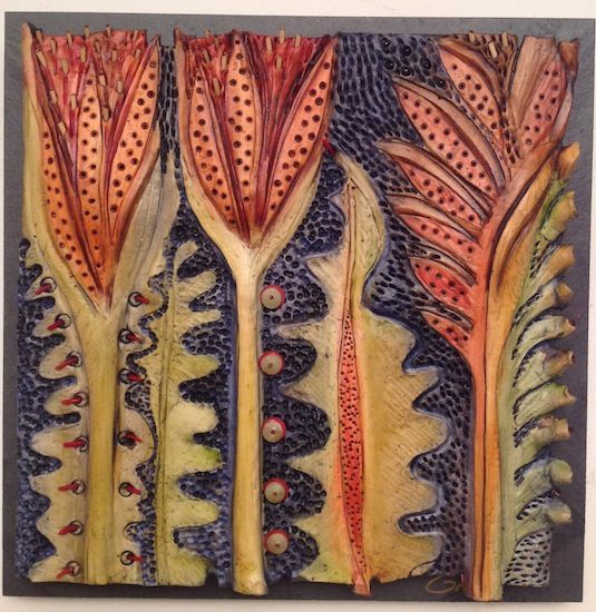 http://bluespiral1.com/ VICKI  GRANT 14061 - Botanical