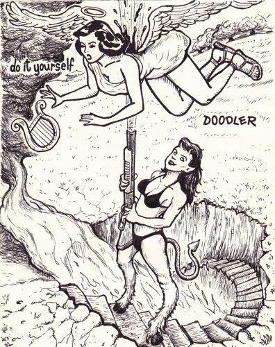 Do It Yourself Doodler / David Jablow