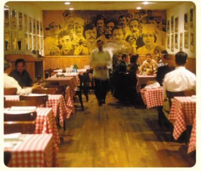 Il Vagabondo - Has indoor bocce!!! Wonderful food, wine and service.