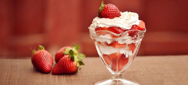Tatlı Yiyerek Kilo Vermek İstiyorsanız Dondurma Doğru Tercih