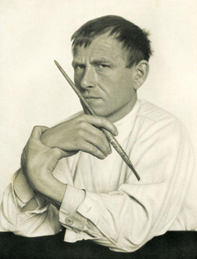 OTTO DIX (1891-1969).
