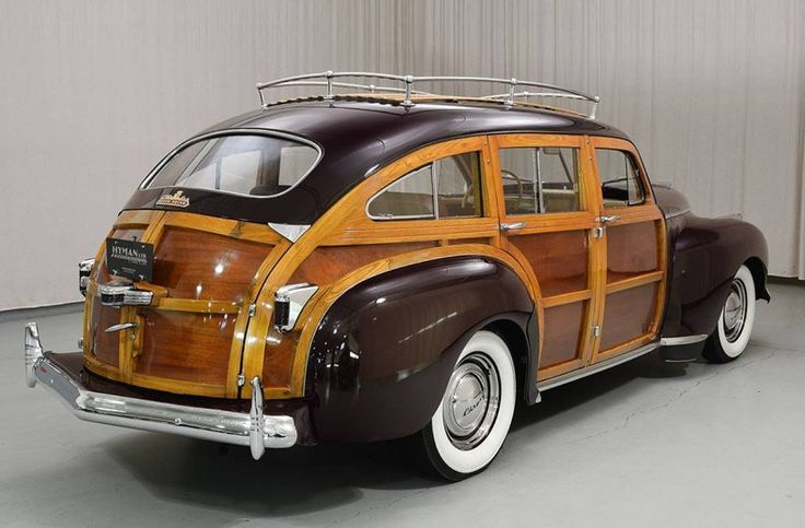 1941 Chrysler Town & Country Barrel Back