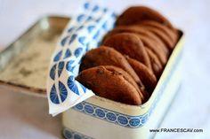 Biscotti al grano saraceno, cioccolato e olio extravergine d'oliva