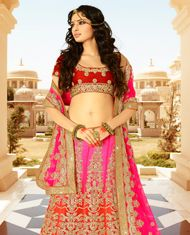 RachitFahion brings to you the most beautiful ethnic wear collection of bridal sarees.
